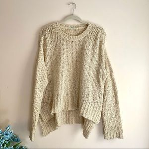 Kimchi Blue UO • Chunky Open Knit Sweater